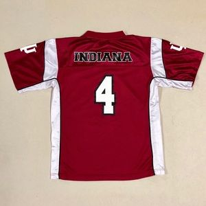 Indiana University - NCAA Youth Football Jersey